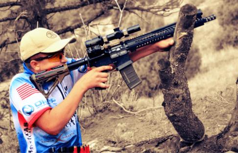 Adams Arms 3 gun