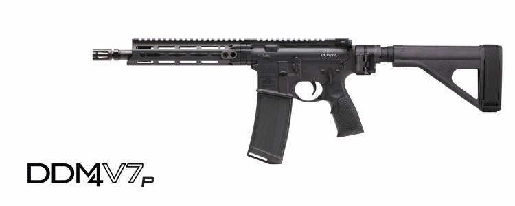 Daniel Defense V7 Pistol Law Tactical Folder