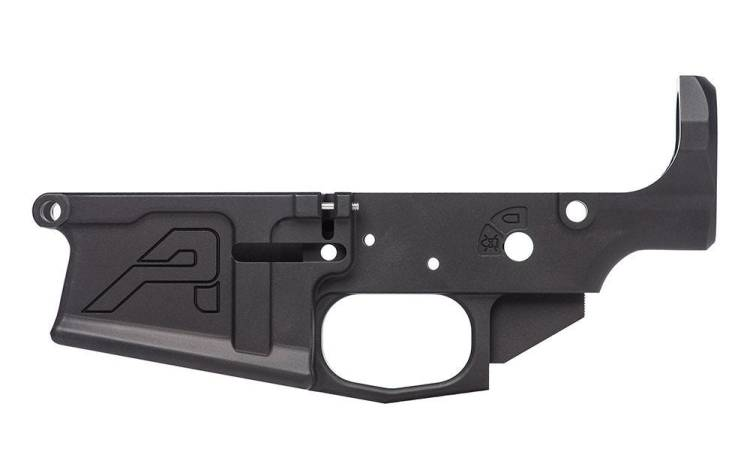 M5 (.308) Stripped Lower Receiver, Anodized Black
