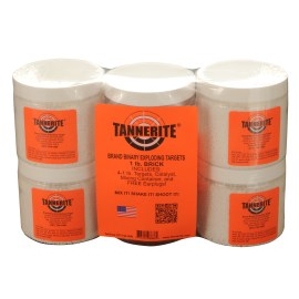 Tannerite 1 lb target