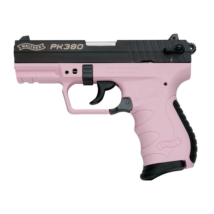Walther PK380 Pink