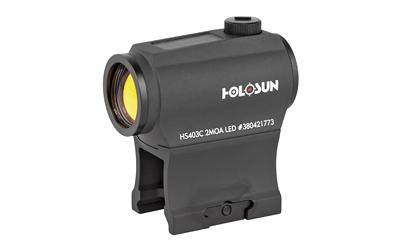 Holosun 403C Red Dot Black 2MOA Dot