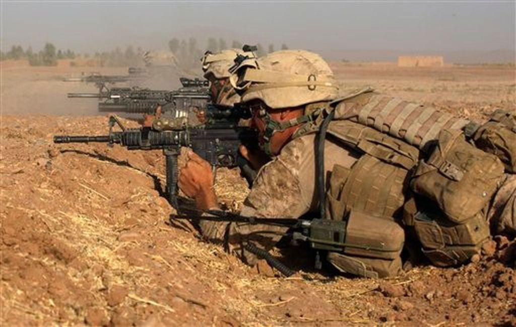 Daniel Defense M4A1 Rifle Marines