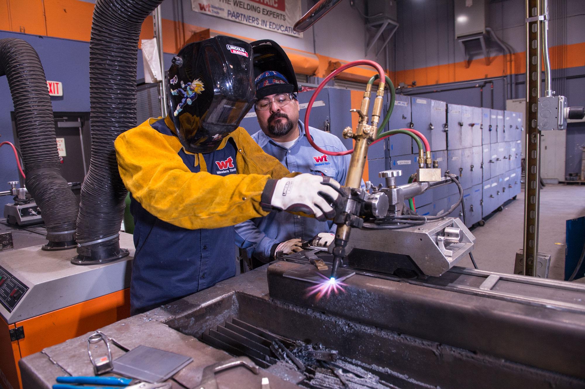 Advanced Welding Technology Western Technical College