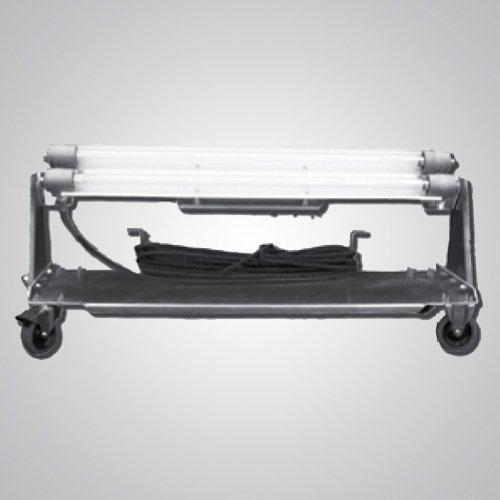 https www westerntechnologylights com product model 7812 series fluorescent explosion proof task cart light