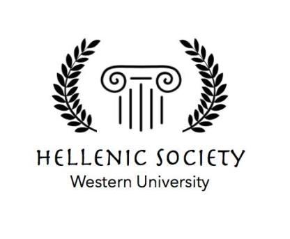 Logo - UWO Hellenic Society