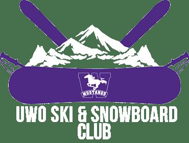 Logo - UWO Ski & Snowboard Club