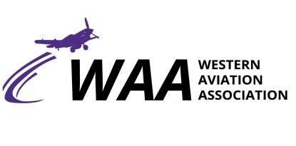 Logo - Western Aviation Association