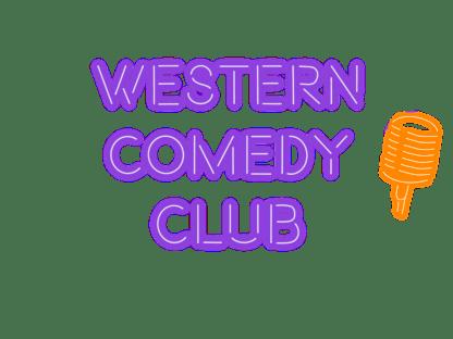 Logo - Western Comedy Club