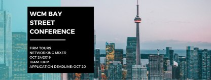 WCM Bay Street Conference