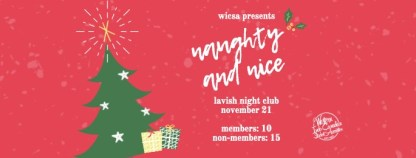 WICSA - Naughty and Nice