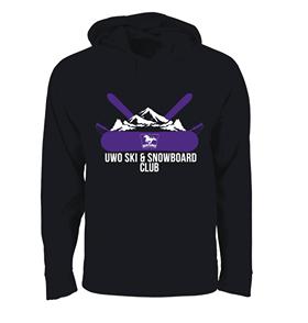 Snow and Skiboard hoodie