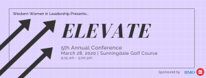 Women in Leadership Elevate Conference
