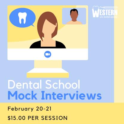 Dental School Mock Interviews