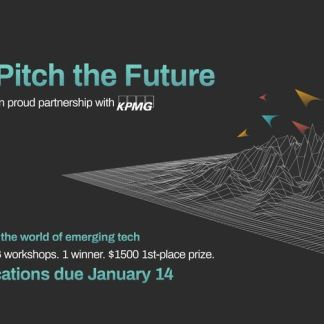 Pitch the Future Banner