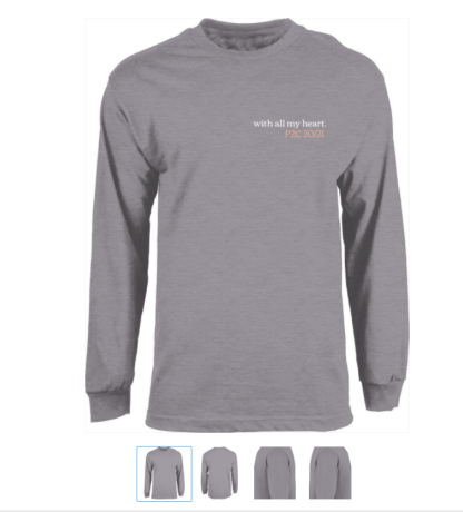 Power to Change, Long Sleeve (Front)