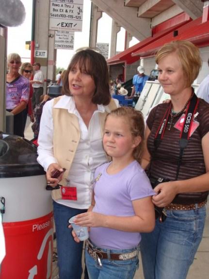 Donnalyn Hannah and Mom Ryan