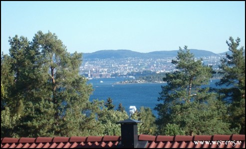 Until summer 2016 we lived outside of Oslo in Nesodden, a peninsula in the Oslofjord.