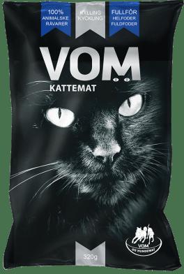 Norskprodusert råmat
