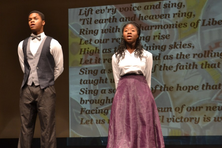 Westerville Central s Uplifting Black History Assembly Inspires     Westerville Central High School hosted its annual Black History Month  assembly last week for students and community members  This year s show was  called