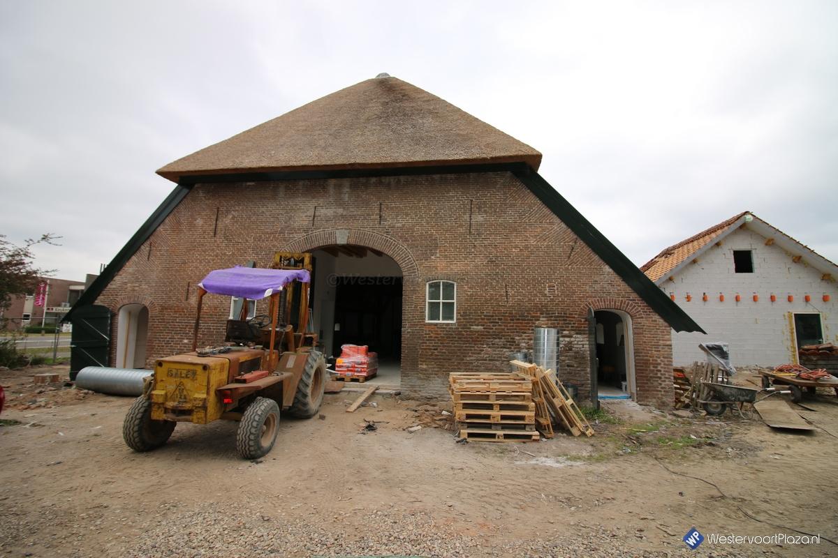Binnenkort opent Restaurant de Blauwe Topaas in Huize Hamerden