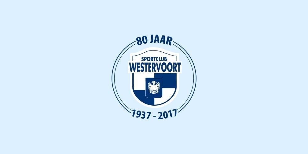 Sportclub Westervoort bestaat 80 jaar