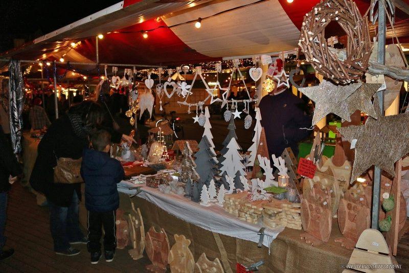 Kraam huren tijdens de kerstmarkt in Westervoort?