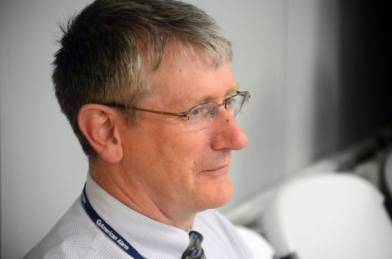 Westford technology director Mike Wells