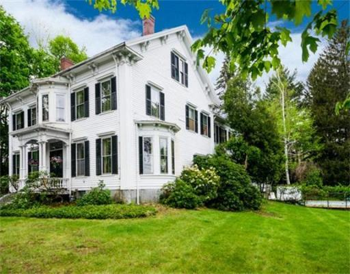 8 Graniteville Rd., $649,000; 5 beds, 2 baths, listed by Barrett Sotheby's International Realty