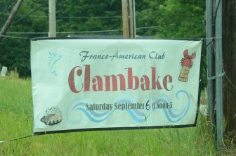 Franco-American Clambake is on Sept. 7 at 1 p.m.