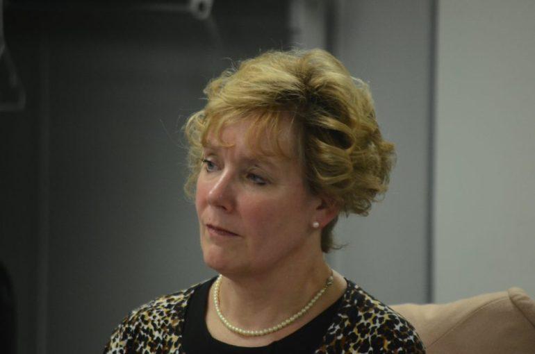 Margaret Murray on Sept. 22, 2014