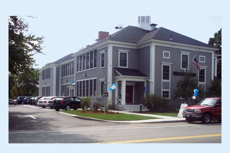 The Cameron Senior Center in Westford is located at 20 Pleasant St. WESTFORDCAT FILE PHOTO