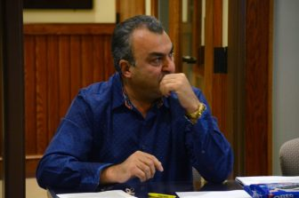 Ebi Masalehdan on Nov. 5, 2015