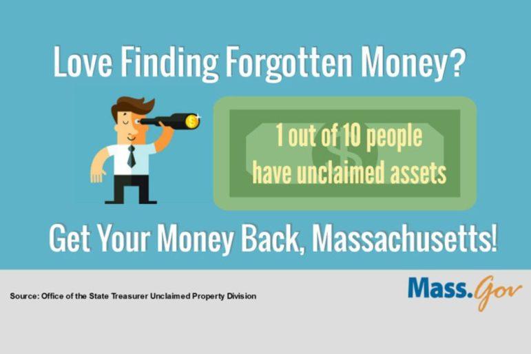 find lost money