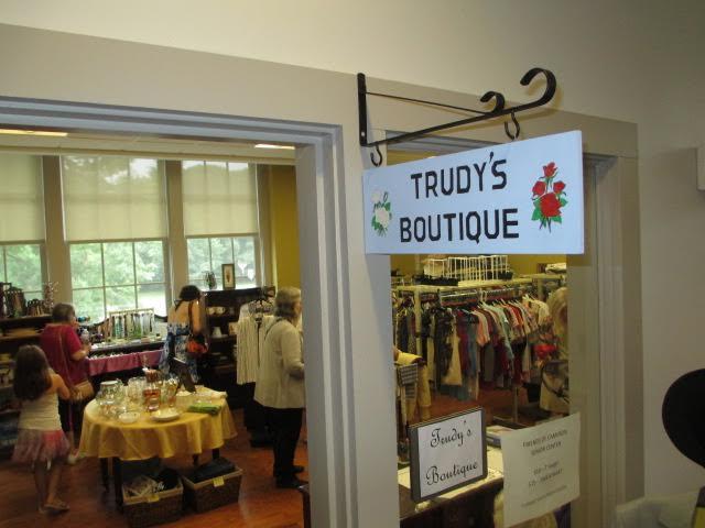 Trudy's Boutique at Cameron Senior Center