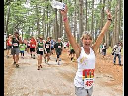 Jody Marchand participates in the 5K Road Race at a previous Ride/Run for Liv. COURTESY PHOTO
