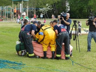 District Attorney Marian Ryan Will Issue a Water Safety Advisory Followed By a Simulated Drowning and Rescue Demonstration on July 27 at NARA Park. COURTESY PHOTO