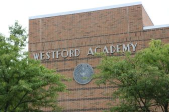 Westford Academy. PHOTO BY JOYCE PELLINO CRANE