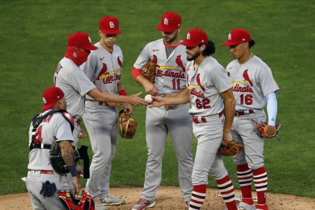 Manfred, Clark talk as baseball struggles with coronavirus