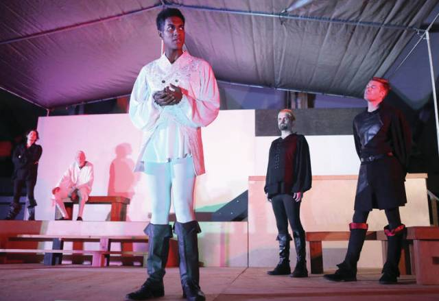 Hilo Community Players present annual Shakespeare in the Park in drive-in format amid pandemic