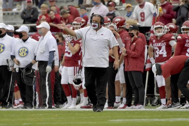 SEC shuffles games, pushes back Arkansas-Missouri, UT-Vanderbilt