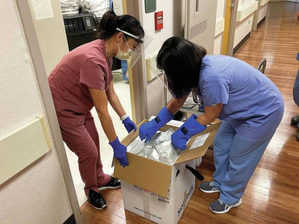 Hawaii Island hospitals expect to receive first shipments of COVID-19 vaccine next week