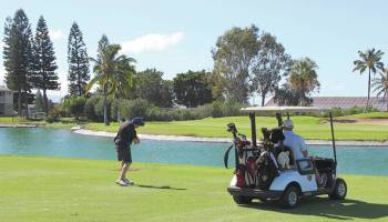 Tee time: West Hawaii golf subsidy program returns