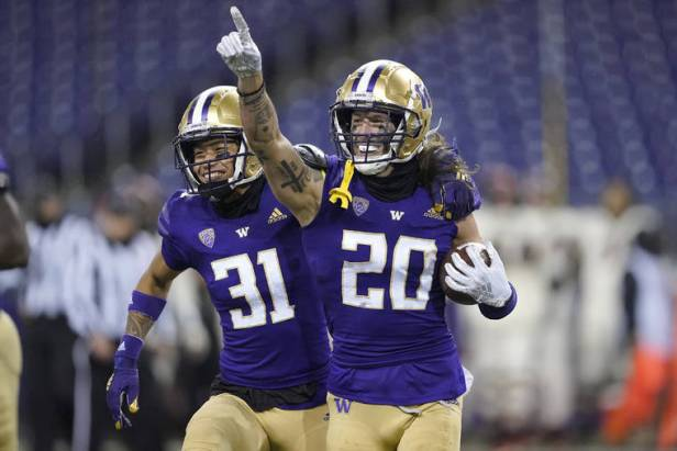 Washington pulls out of Pac-12 title game, replaced by Ducks