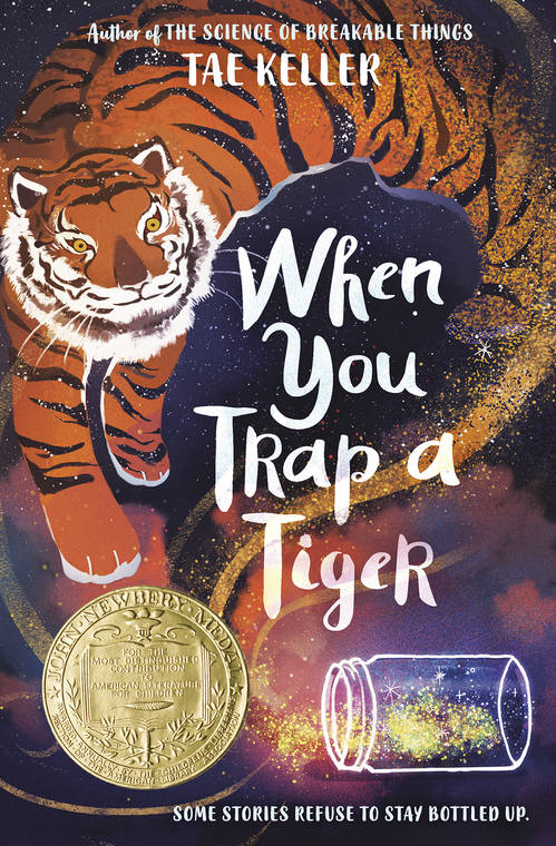 Tae Keller wins John Newbery Medal for the outstanding children's book