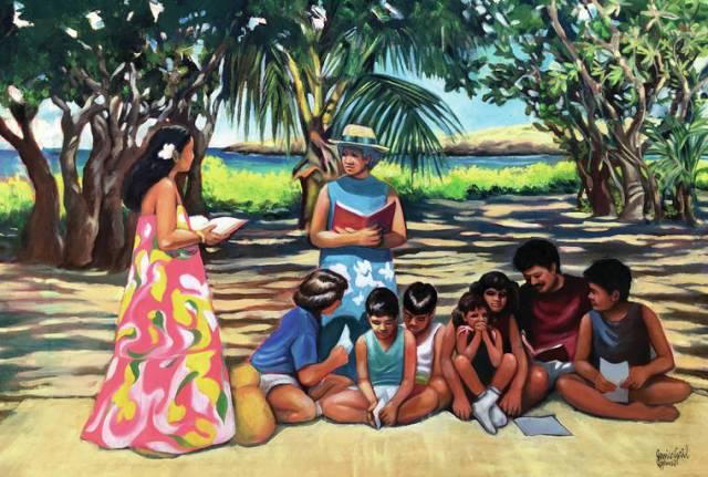 BIG Art show features Big Island artists