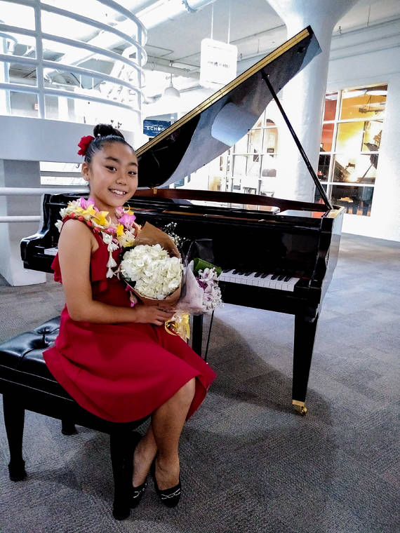 And the winners are: Oahu pianists top Kamuela Philharmonic Orchestra's Youth Concerto Competition