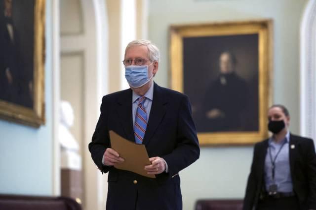 Minimum wage hike falls short as Senate debates virus bill