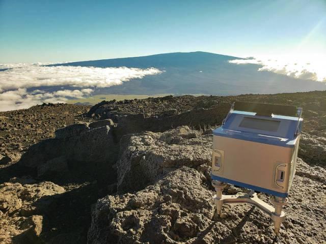 Volcano Watch: How measuring gravity on Maunakea helps us monitor Mauna Loa