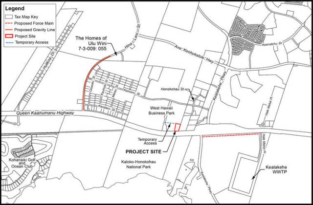 North Kona Sewer Pump Station project moving forward